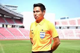 ผู้ตัดสิน ฟุคบอลไทย